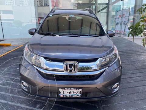 Honda BR-V Prime usado (2018) color Gris precio $319,000