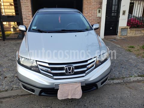 Honda City EXL usado (2014) color Plata precio $900.000