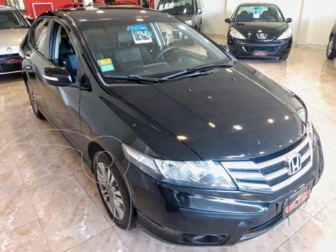 Honda City EXL Aut usado (2014) color Negro precio $1.230.000