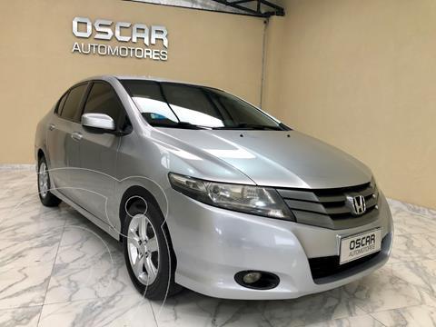 Honda City LX usado (2011) color Plata precio $1.190.000