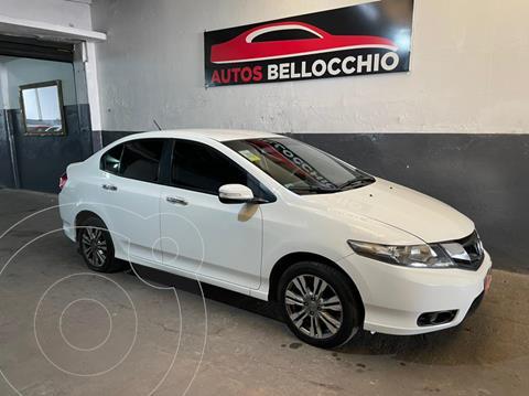 Honda City EXL Aut usado (2013) color Blanco Tafetta precio $1.050.000