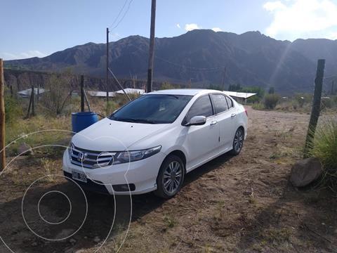Honda City EXL usado (2014) color Blanco precio $1.150.000