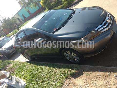 Honda City EXL usado (2012) color Verde Profundo precio $780.000