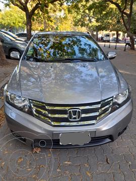 Honda City EXL usado (2013) color Gris precio $1.350.000