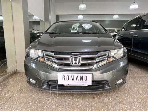 foto Honda City EXL Aut usado (2014) color Plata Alabastro precio $1.400.000