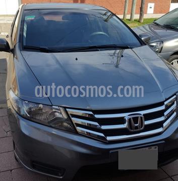 foto Honda City LX usado (2012) color Gris precio $892.000