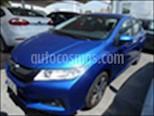 Foto venta Auto usado Honda City EX 1.5L Aut (2017) color Azul Electrico precio $235,000