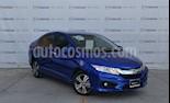 Foto venta Auto usado Honda City EX 1.5L Aut (2017) color Azul precio $245,000