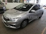 Foto venta Auto usado Honda City EX 1.5L Aut (2018) color Plata precio $255,000