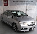 Foto venta Auto usado Honda City EX 1.5L Aut (2017) color Plata precio $203,000