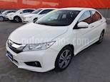 Foto venta Auto usado Honda City EX 1.5L Aut (2016) color Blanco Marfil precio $209,000