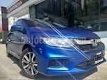 Foto venta Auto usado Honda City EX 1.5L Aut (2019) color Azul precio $255,000