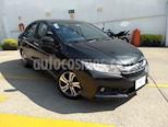 Foto venta Auto usado Honda City EX 1.5L Aut (2017) color Dorado precio $210,000