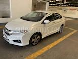 Foto venta Auto usado Honda City EX 1.5L Aut (2016) color Blanco precio $195,500