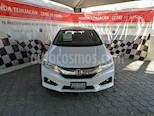 Foto venta Auto usado Honda City EX 1.5L Aut (2016) color Blanco Marfil precio $215,000