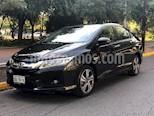 Foto venta Auto usado Honda City EX 1.5L Aut (2016) color Negro precio $210,000