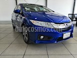 Foto venta Auto usado Honda City EX 1.5L Aut (2017) color Azul precio $215,000