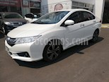 Foto venta Auto usado Honda City EX 1.5L Aut (2014) color Blanco Marfil precio $175,000