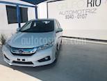 Foto venta Auto usado Honda City EX 1.5L Aut (2017) color Blanco Marfil precio $225,000