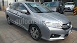 Foto venta Auto usado Honda City EX 1.5L Aut (2017) color Plata precio $229,000
