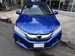 Foto venta Auto usado Honda City EX 1.5L Aut (2017) color Azul precio $195,000
