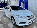 Foto venta Auto usado Honda City EX 1.5L Aut (2015) color Blanco precio $179,000
