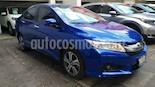 Foto venta Auto usado Honda City EX 1.5L Aut (2017) color Azul precio $233,000