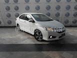 Foto venta Auto usado Honda City EX 1.5L Aut (2014) color Plata precio $169,000