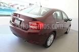 Foto venta Auto usado Honda City EX 1.5L (2013) color Vino Tinto precio $138,000