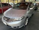 Foto venta Auto usado Honda City EX 1.5L (2012) color Plata precio $123,000