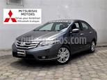 Foto venta Auto usado Honda City EX 1.5L (2013) color Antracita precio $159,900