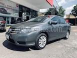 Foto venta Auto usado Honda City LX 1.5L Aut (2013) color Gris precio $148,000