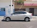 Foto venta Auto usado Honda City LX 1.5L Aut (2010) color Plata precio $110,000
