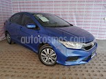 Foto venta Auto usado Honda City LX 1.5L Aut (2018) color Azul precio $225,000