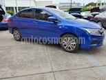 Foto venta Auto usado Honda City LX 1.5L Aut (2019) color Azul Deportivo precio $249,900