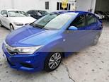 Foto venta Auto usado Honda City LX 1.5L Aut (2018) color Azul precio $235,000