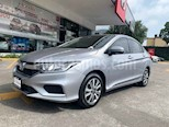 Foto venta Auto usado Honda City LX 1.5L (2018) color Plata precio $225,000