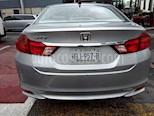 Foto venta Auto usado Honda City LX 1.5L (2015) color Plata precio $165,000