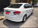 Foto venta Auto usado Honda City LX 1.5L (2010) color Blanco precio $100,000