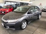 Foto venta Auto usado Honda City LX 1.5L (2017) color Gris precio $209,000
