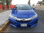 Foto venta Auto usado Honda City LX 1.5L (2017) color Azul precio $220,000
