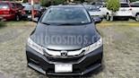 Foto venta Auto usado Honda City LX 1.5L (2015) color Gris precio $150,000