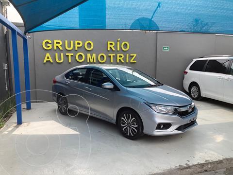 Honda City EX 1.5L usado (2019) color Plata Dorado precio $249,000