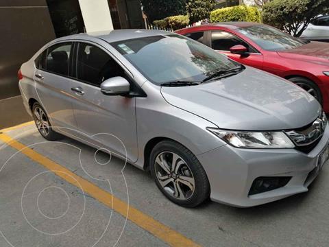Honda City EX 1.5L Aut usado (2016) color Plata precio $200,000