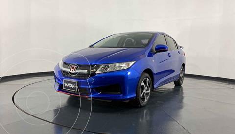 Honda City LX 1.5L Aut usado (2017) color Azul precio $218,999