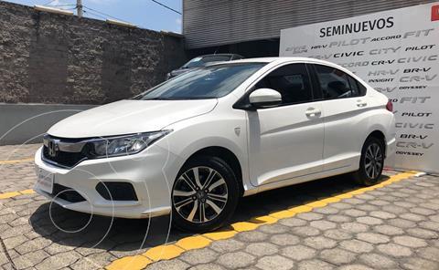 Honda City LX 1.5L usado (2018) color Blanco precio $244,999