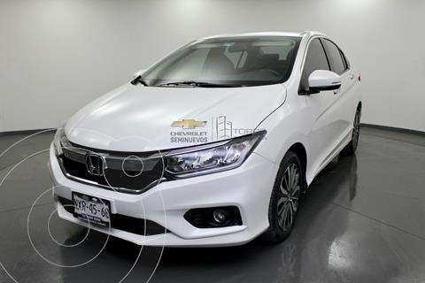 Honda City EX 1.5L usado (2020) color Blanco precio $274,500