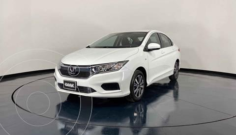 Honda City LX 1.5L usado (2018) color Blanco precio $230,999