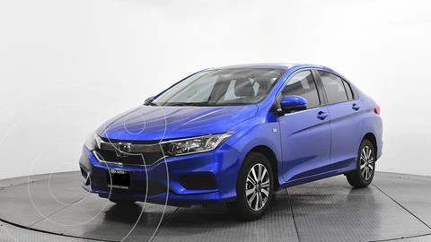 Honda City LX 1.5L usado (2019) color Azul precio $239,756