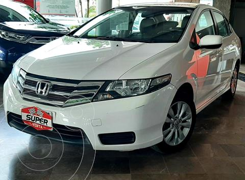 Honda City LX 1.5L usado (2013) color Blanco precio $179,000